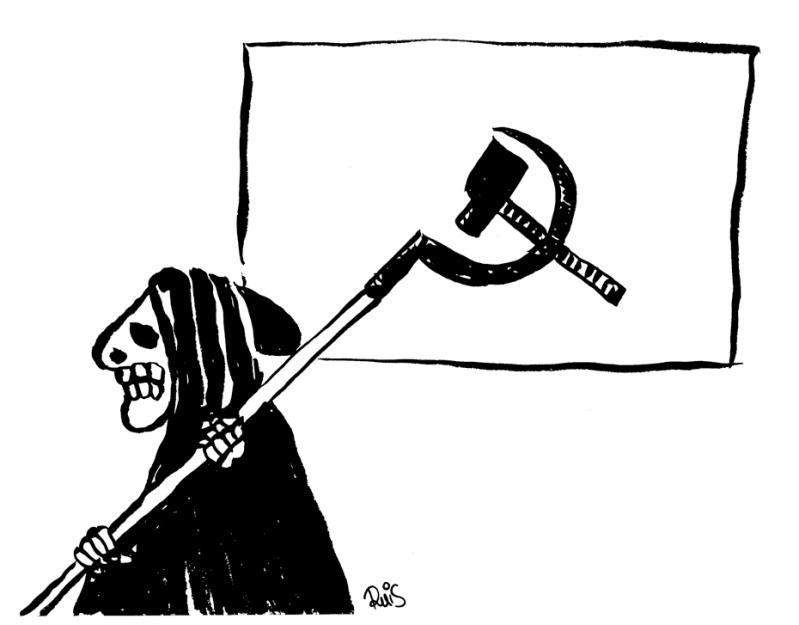 Comunismo_Morte